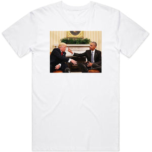 Fuck Trump Tee (White) | Streetwear Official