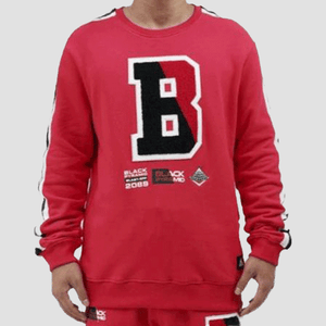 Black Pyramid Blast Off Sweat Shirt (Red)