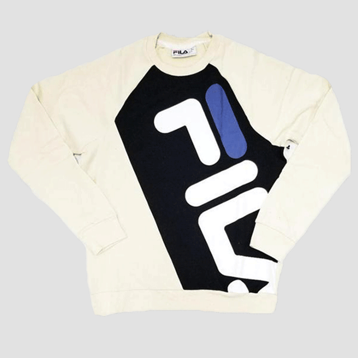 FILA Emmet Sweatshirt (Off-White)