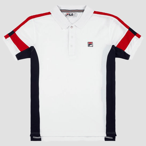 FILA Prago Polo (White)