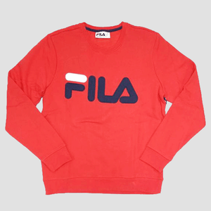 FILA Regola Sweatshirt Red