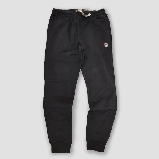 FILA Visconti Jogger Sweatpant Black