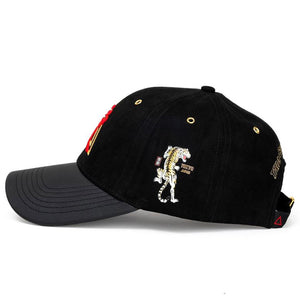 Triangulo Swag Japan Limited Edition Hat (Black) Left View