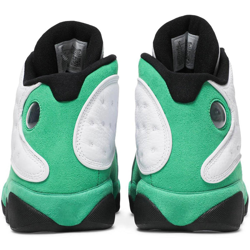 Air Jordan 13 Retro 'Lucky Green' DB6537 113 Rear | Urban Street Wear