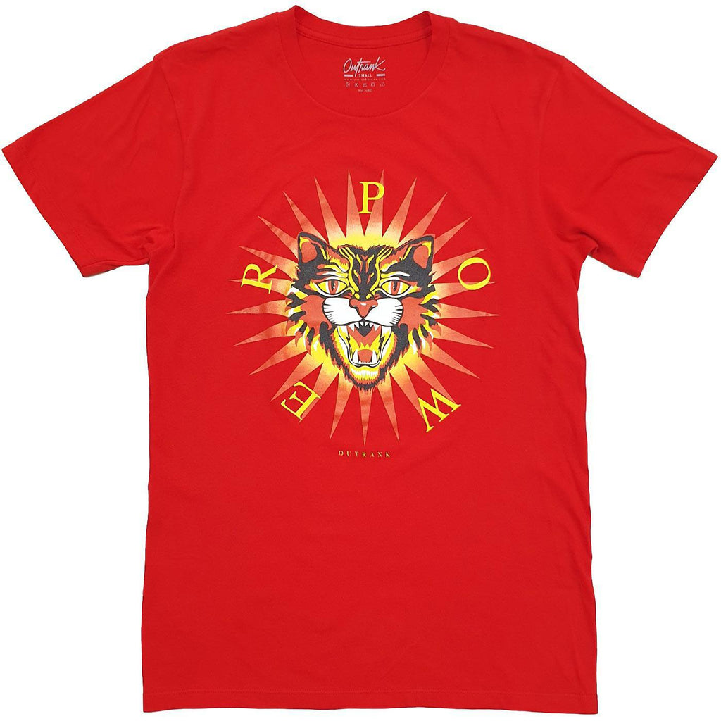 Outpower Tee (Red)