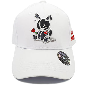 Lucky Charm Hat (White)