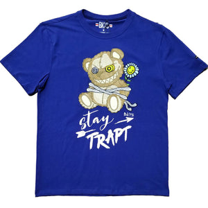Stay Trapt Tee (Midnight)
