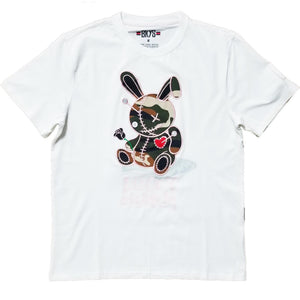 Lucky Charm Tee (Off White) | BKYS Black Keys
