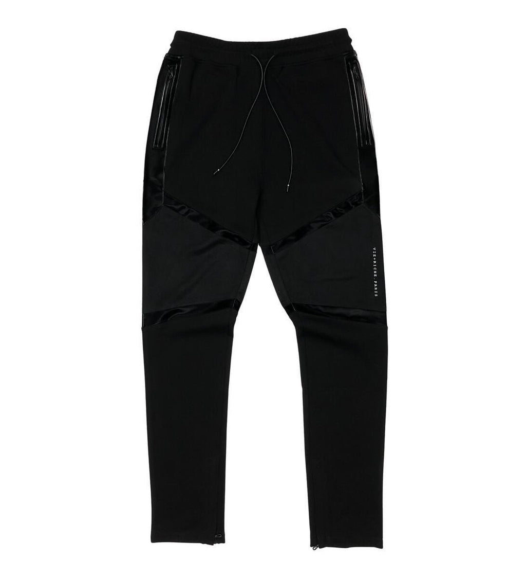 Century Track Pant (Black) | VIE+RICHE Paris