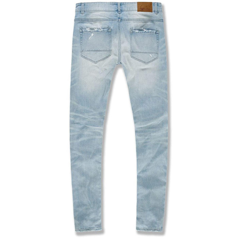 Sean Athens Denim (Ice Blue) Rear | Jordan Craig