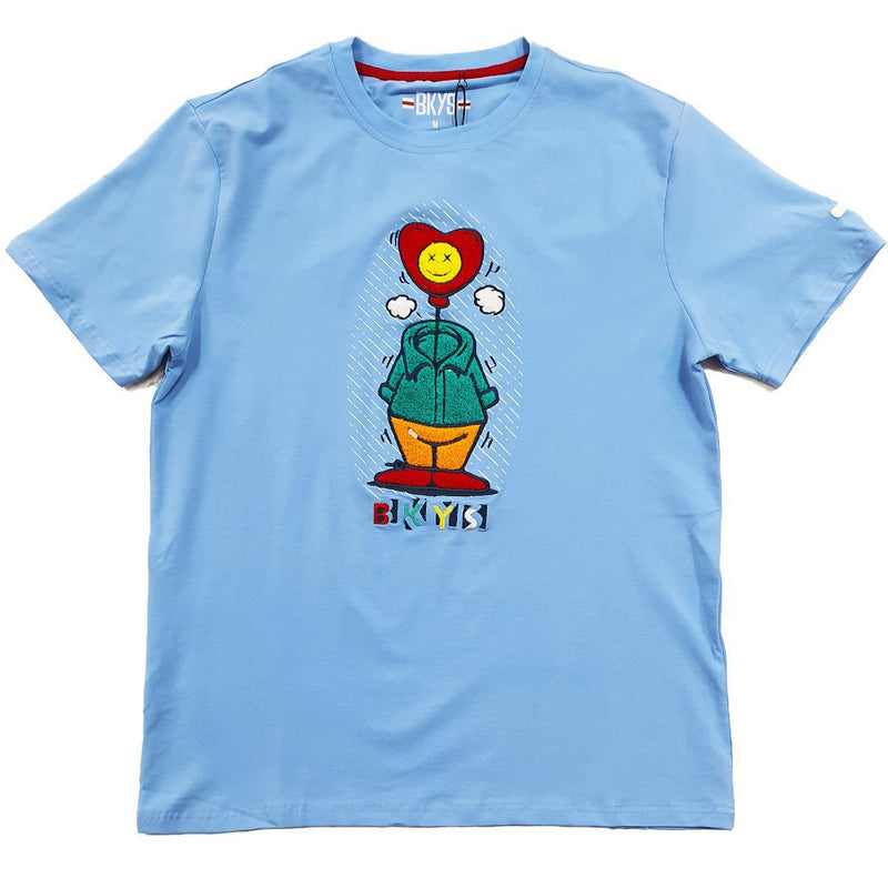 Gassed Love Tee (Light Blue)