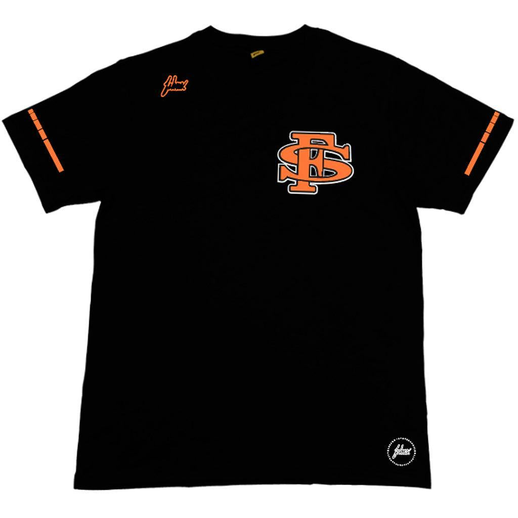 FS Premium Tee (Black/Orange) | FSHNS Brand
