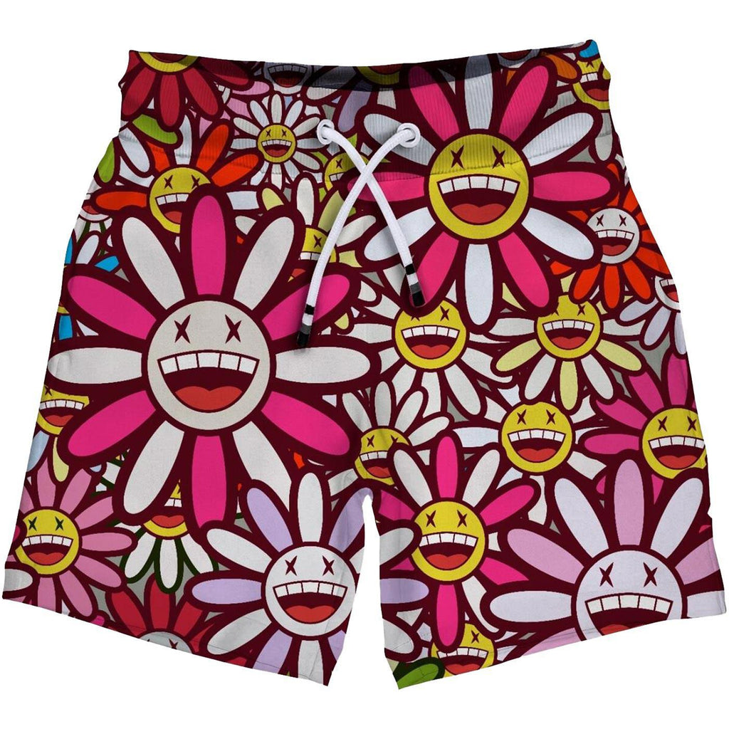 Maruchifu Summber Shorts (Red)