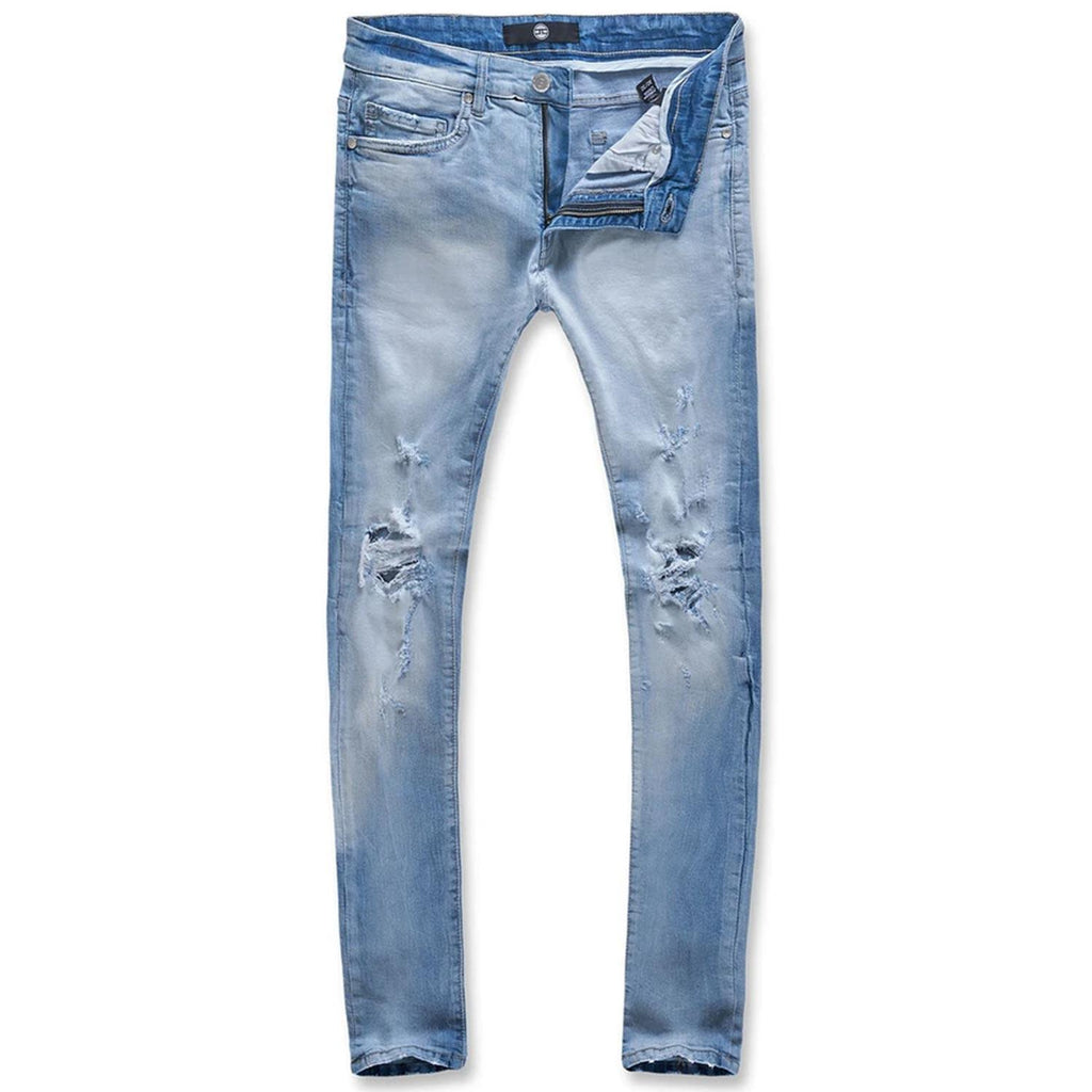 Ross Irvington Denim (Ice Blue) | Jordan Craig