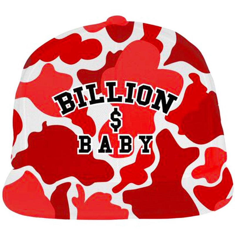 Cherry Camo Hat (Red)