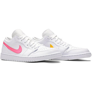 Air Jordan 1 Low 'White Multi-Color' | Urban Street Wear New