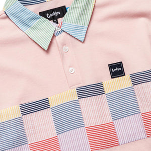 South Hampton Polo (Pink) New | Cookies Clothing