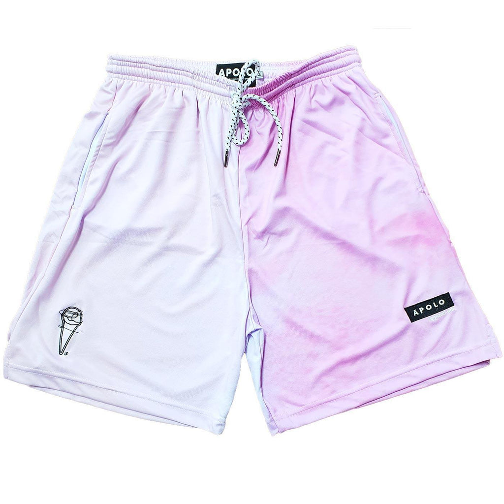 Altered Logo Shorts (Tie Dye) | Apolo Apparel