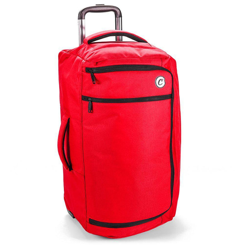 Trek Roller Smell Proof Travel Bag (Red) | Cookies Clothing
