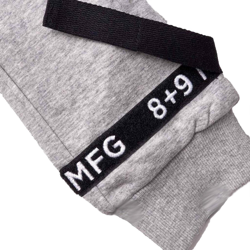 Strapped Up Sweatpants (Grey)