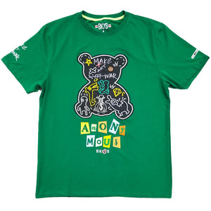 Anonymous Tee (Forest Green) | BKYS