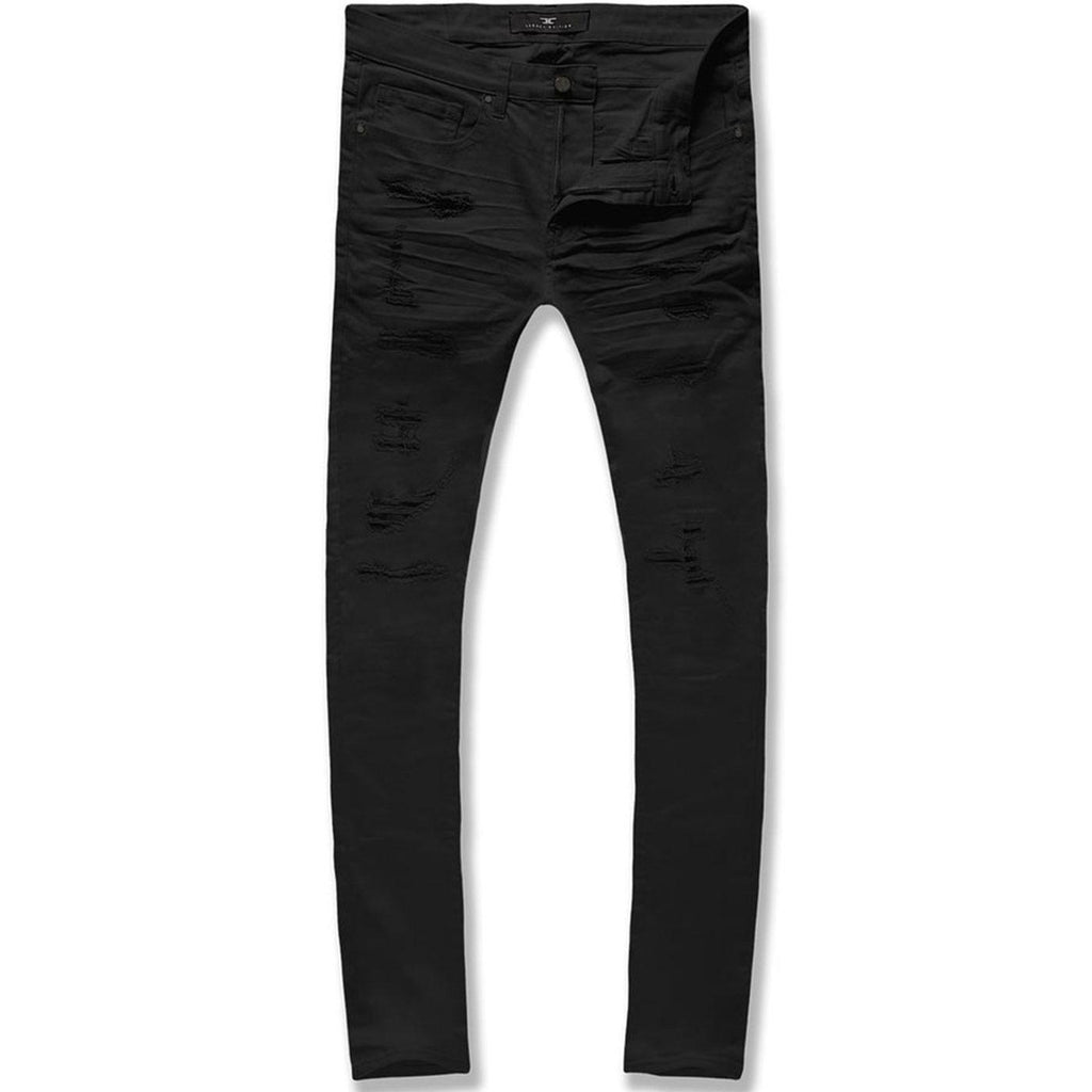 Ross Tribeca Twill Jeans (Black)