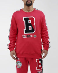Blast Off Sweat Shirt (Red)