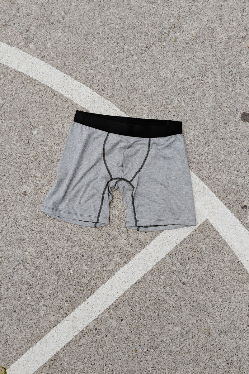 Boxer Briefs in Grey