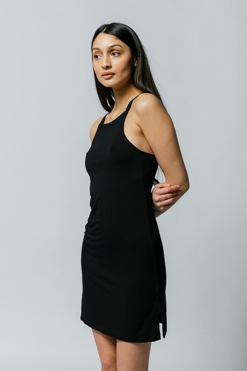 Flynn Dress in Black