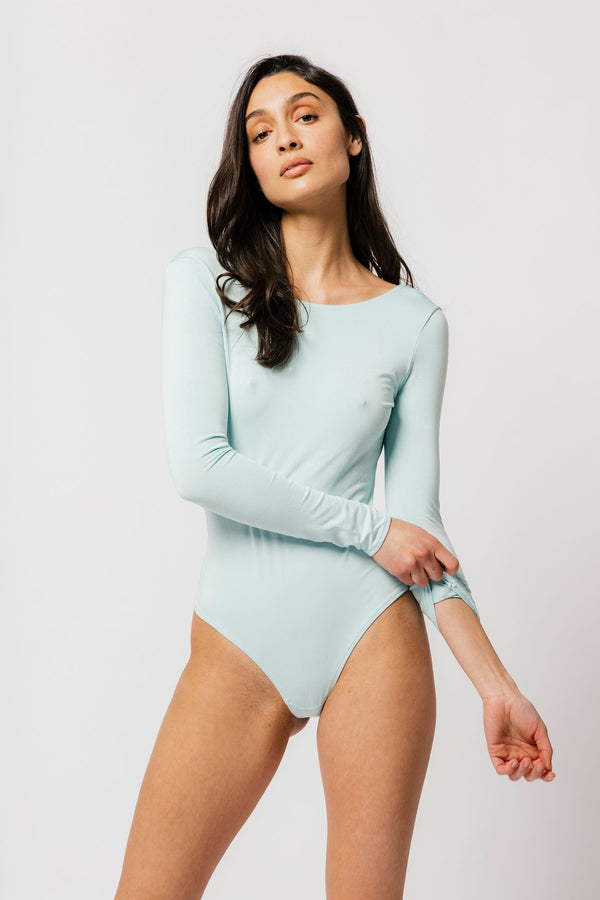 Teva Bodysuit in Mint