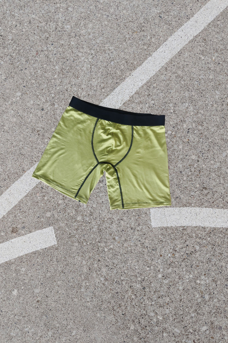 Boxer Briefs in Matcha