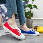 Alisha Cloth Sneakers