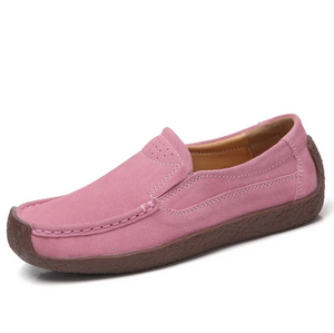 Allison Leather Slip-On