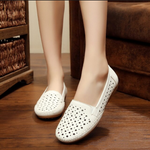 Sang-Hee  Star Holes Shoes