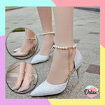 Ashley Bead Heels