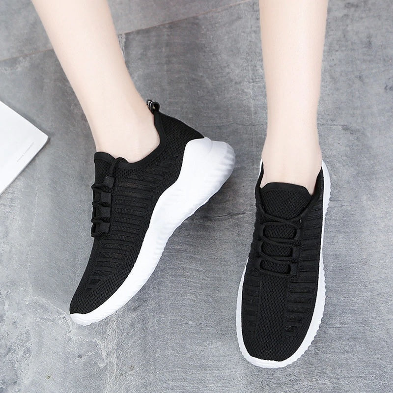 Na-Yeon Sporty Sneakers