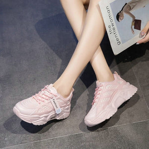 Young-Soon Platform Sneakers