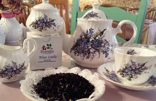 Blue Lady Black Tea
