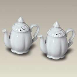 Teapot Salt and Pepper Shakers