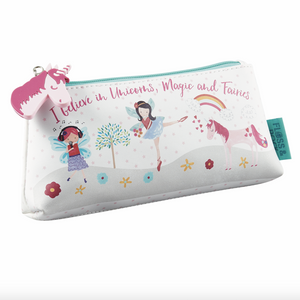 Fairy Unicorn Pencil Cases