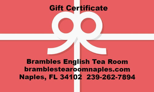 Gift Certificates - $100