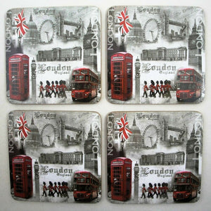 The Leonardo Collection London England Coasters