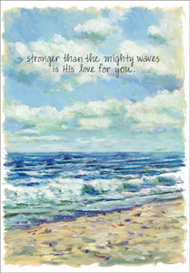 Encouragement Cards Waves