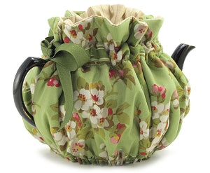 Cherry Blossoms Wrap Around Tea Cozy