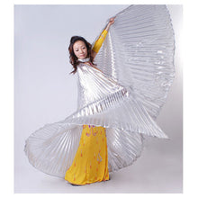 New Egypt Belly Wings Dancing Costume Belly Dance accessories No Sticks Fashion Jecksion #LSN