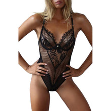 Women Lingerie Lace Dress Babydoll Underwear Nightwear Sleepwear G-string