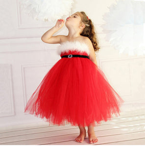 2017 Christmas Girls Dress Children Clothing Halloween Costume For Kids Birthday Party Dresses For Girls Clothes 3 4 5 6 7 Years