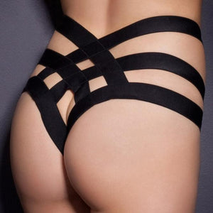 Sexy Lady Briefs Lingerie Knickers G-string Thongs Panties Underwear