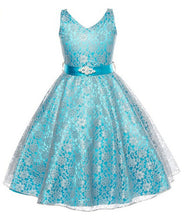 Princess Party Girls Dress Teenager Wedding Dresses Costume For Kids Christmas Dress For Girl Clothes 4-16 Year Children Clothes