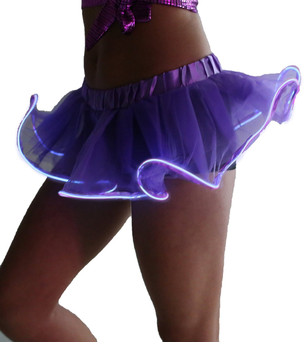 Light Up Tutus Dress Mini Costumes Tutu by Electric Styles